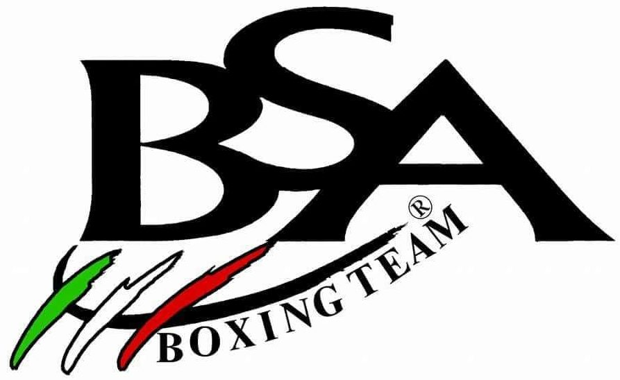 BSA boxing team pavia